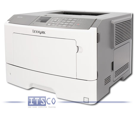 Laserdrucker Lexmark MS510dn