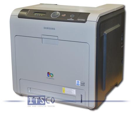 Farblaserdrucker Samsung CLP-670ND