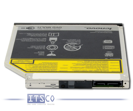 Lenovo DVD MULTI III Serial Ultrabay Slim DVD-Brenner für Lenovo ThinkPads