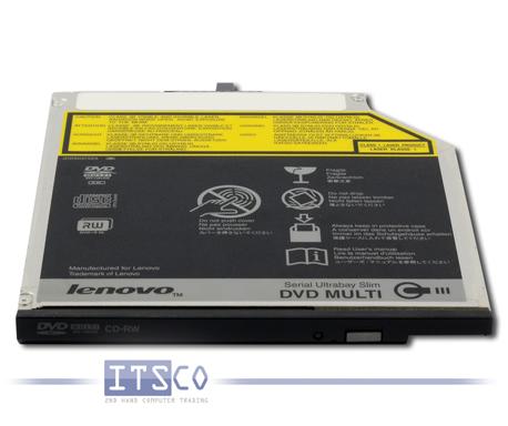 Lenovo DVD MULTI III Serial Ultrabay Slim DVD-Brenner für Lenovo ThinkPads