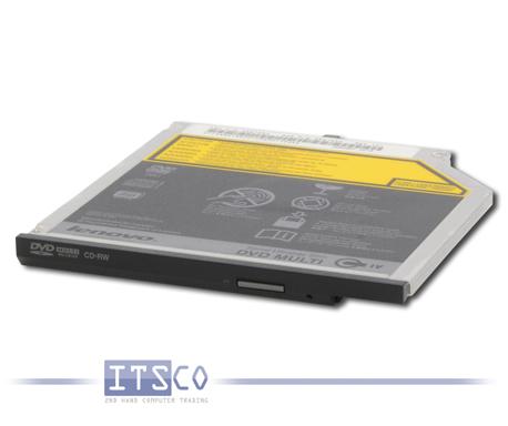 DVD-RW LAUFWERK LENOVO T400 T410 (s/i) T420 (s/i) T500 W500 FRU 45N7450, 45N7451, 45N7453