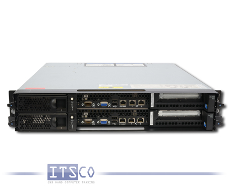Server IBM System X iDataPlex 6385 inkl. IBM 2x System-Board Tray dx360 M2 7323