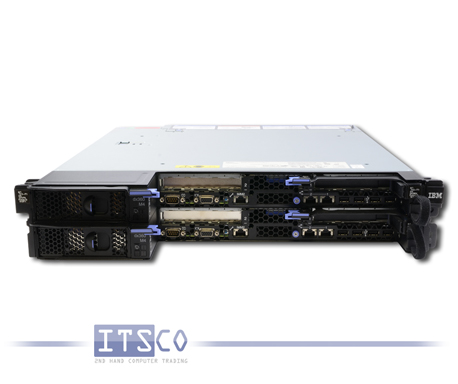 Server IBM System X iDataPlex 7913-FT1 inkl. 2x IBM System-Board Tray dx360 M4 7912
