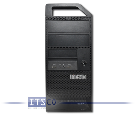 Workstation Lenovo ThinkStation E20 Intel Quad-Core Xeon X3440 4x 2.53GHz 4222