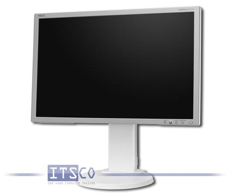 """22"""" TFT Monitor NEC MultiSync E222W"""