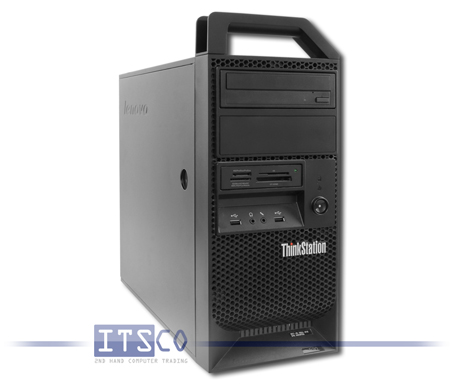 Workstation Lenovo ThinkStation E30 Intel Quad-Core Xeon E3-1230 4x 3.2GHz 7783