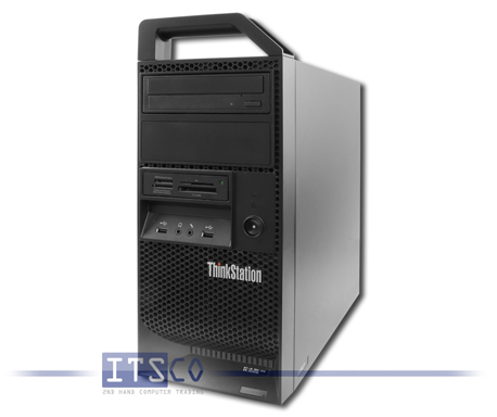 Workstation Lenovo ThinkStation E30 Intel Quad-Core Xeon E3-1270 4x 3.4GHz 7783