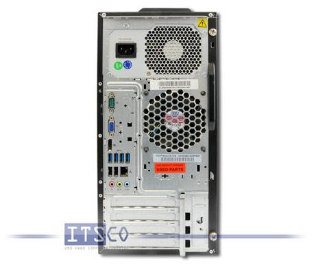 Workstation Lenovo ThinkStation E31 Intel Quad-Core Xeon E3-1240 V2 4x 3.4GHz 2553