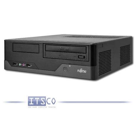 PC Fujitsu Esprimo E3521 Intel Pentium Dual-Core E5800 2x 3.2GHz