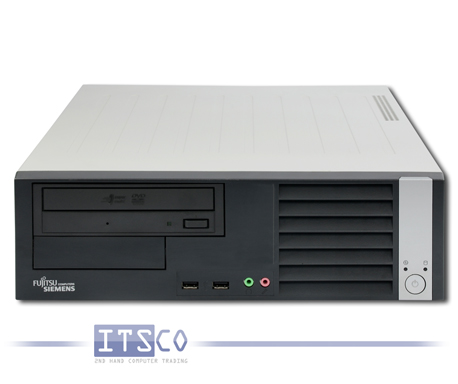 PC Fujitsu Siemens Esprimo E5925 Intel Core 2 Duo E6550 vPro 2x 2.33GHz