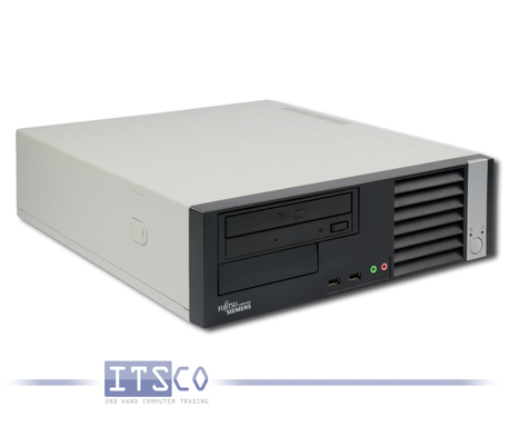 PC Fujitsu Siemens Esprimo E5925 Intel Core 2 Duo E8300 vPro 2x 2.83GHz