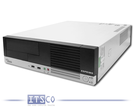 PC Fujitsu Siemens Esprimo E5915