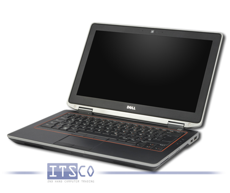 Notebook Dell Latitude E6320 Intel Core i7-2620M 2x 2.7GHz
