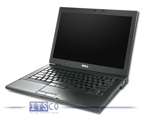 Notebook Dell Latitude E6410 Intel Core i7-620M 2x 2.66GHz