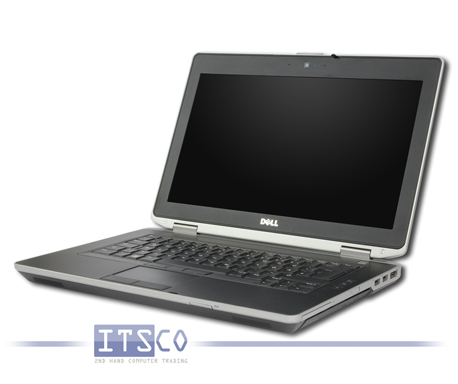 Notebook Dell Latitude E6430 Intel Core i7-3520M 2x 2.9GHz