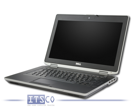 Notebook Dell Latitude E6430 Intel Core i5-3320M 2x 2.6GHz