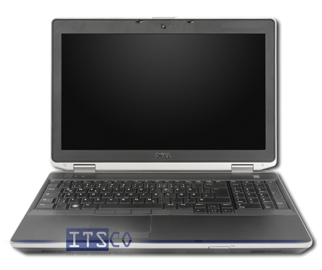 Notebook Dell Latitude E6530 Intel Core i7-3720QM 4x 2.6GHz