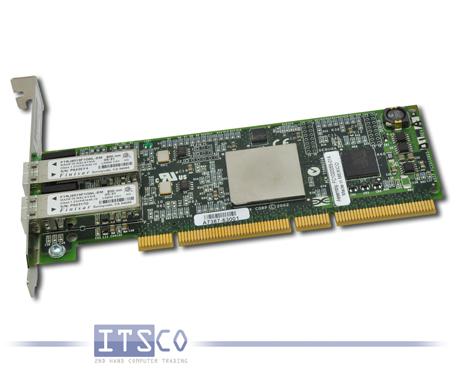 Emulex Dual Port Fibre Channel HBA PCI-X FC1020055