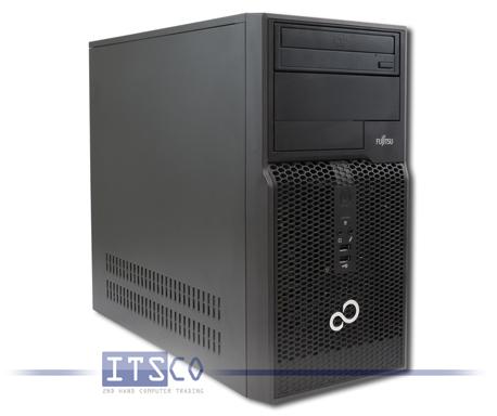 PC Fujitsu Esprimo P500 E85+ Intel Core i5-2500 4x 3.3GHz