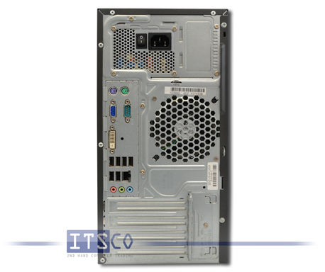 PC Fujitsu Esprimo P500 E85+ Intel Pentium Dual-Core G620 2x 2.6GHz