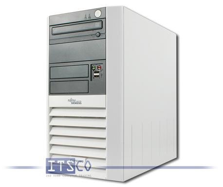 PC Fujitsu Siemens Esprimo P5905 Intel Pentium 4 HT 3GHz
