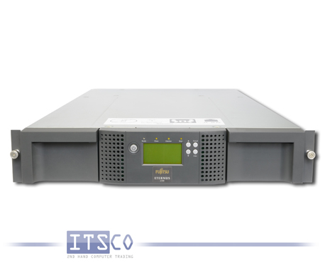 "Fujitsu Eternus LT40 FC Bandbibliothek 19"" Rack inkl. LT40 Ultrium Linkes / Rechtes Magazinkit"