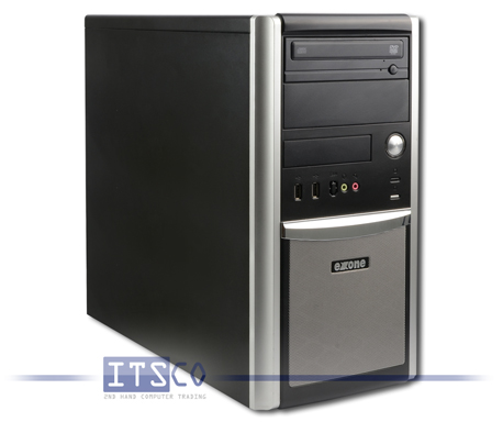 PC Exone ASUS P8H67-M Pro Intel Core i5-2300 4x 2.8GHz