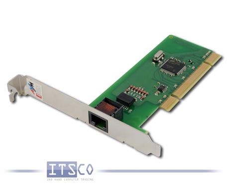AVM Fritz!Card ISDN Controller PCI V2.1 RJ-45 (ISDN) 128Kbps Herstellernummer 20001700