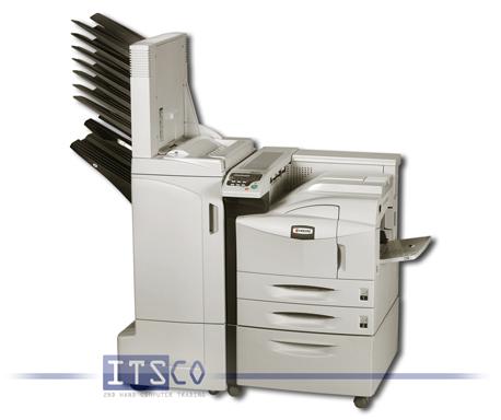 Laserdrucker Kyocera FS-9530DN mit Finisher DF-710