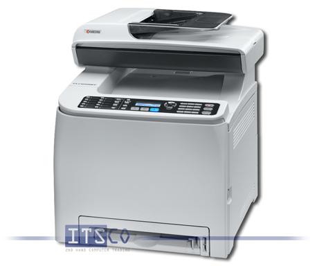 Farblaserdrucker Kyocera FS-C1020MFP+ 20S/min 600DPI