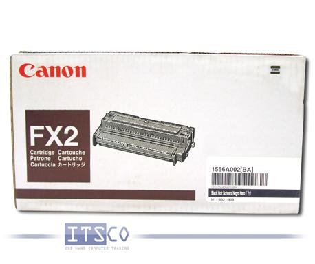 Toner Canon FX-2 Black