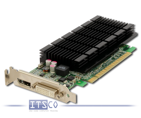Grafikkarte Fujitsu NVidia GeForce 605 DP 1GB PCIe x16 halbe Höhe