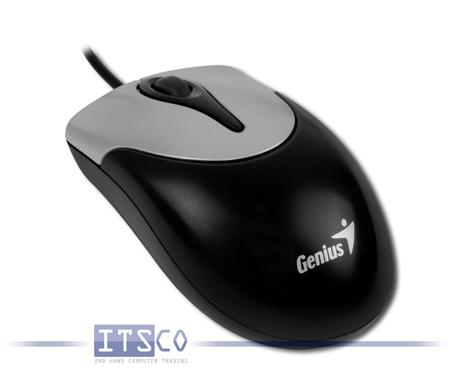 Maus Genius NetScroll 100 Optisch 3-Tasten Scrollrad USB