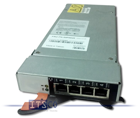 IBM 4-Port Gigabit Ethernet Switch Modul