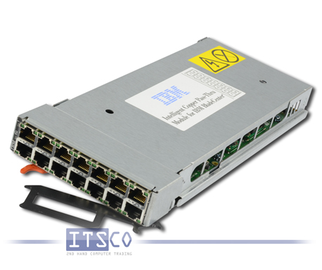 IBM Intelligent Copper Pass-Thru Module FRU 44W4483, 44W4486, 90Y9382