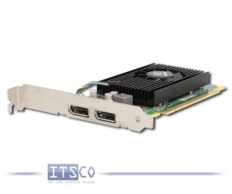 Grafikkarte NVidia NVS 310 PCIe 2.0 x16 volle Höhe