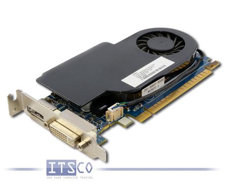 Grafikkarte Fujitsu NVidia GeForce GT420 1GB PCIe x16 halbe Höhe