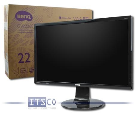 """21.5"""" TFT Monitor BenQ GW2265HM mit Hersteller Restgarantie bis Juli 2015"""