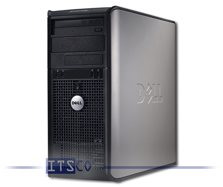 PC Dell OptiPlex 745 Tower Intel Core 2 Duo E6300 2x 1.86GHz