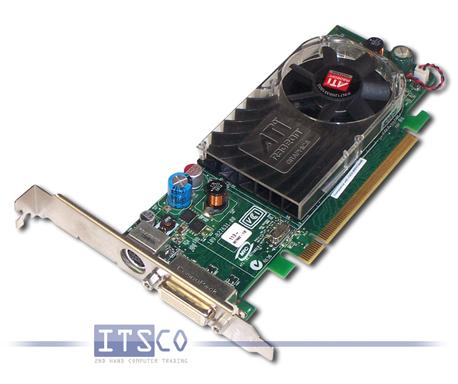 10x Grafikkarte Dell ATI Radeon HD 3450 256MB PCIe x16