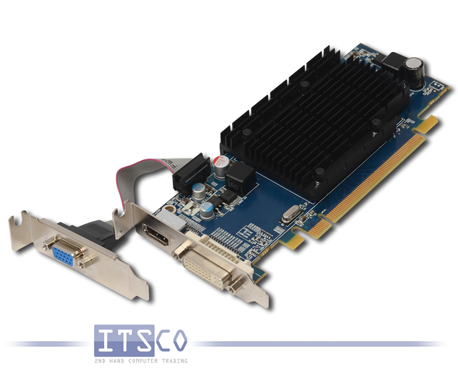 Grafikkarte SAPPHIRE ATI Radeon HD 4350 PCIe x16 Low-Profile