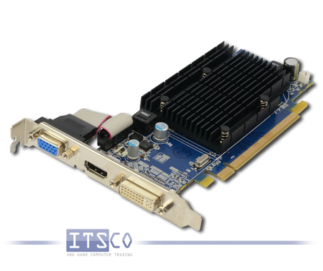 Grafikkarte SAPPHIRE ATI Radeon HD 4350