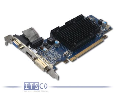 Grafikkarte Sapphire ATI Radeon HD 5450 PCIe x16 volle Höhe