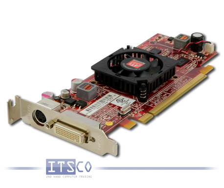 Grafikkarte HP ATI Radeon HD 4550 512MB PCIe x16 halbe Höhe