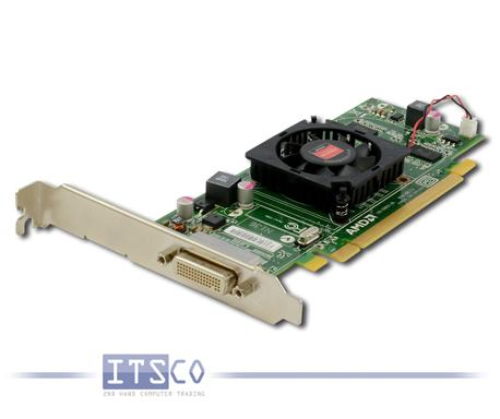 Grafikkarte AMD Radeon HD 5450 512MB PCIe x16 volle Höhe