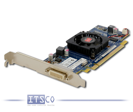 Grafikkarte AMD Radeon HD 6350 512MB PCIe x16 volle Höhe