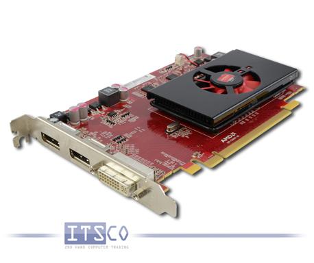 Grafikkarte HP AMD Radeon HD 6570 PCIe x16 volle Höhe