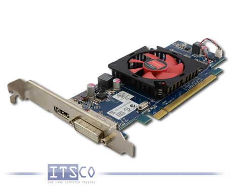 Grafikkarte AMD Radeon HD 7470 PCIe x16 volle Höhe