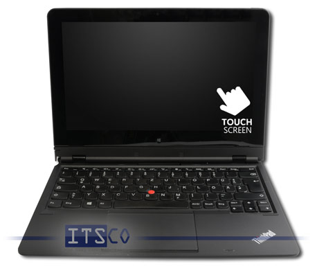 2-in-1 Ultrabook Convertible Lenovo ThinkPad Helix Intel Core i7-3667U vPro 2x 2GHz 3698