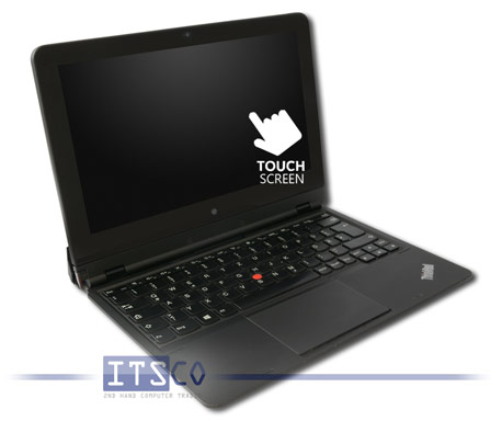 2-in-1 Ultrabook Convertible Lenovo ThinkPad Helix Intel Core i5-3317U 2x 1.7GHz 3698